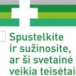 Kaip žinoti, ar internetinė vaistinė turi leidimą prekiauti vaistais?