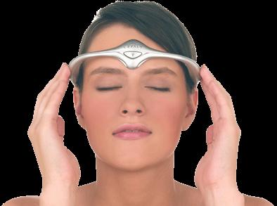 Migreną gydantis prietaisas