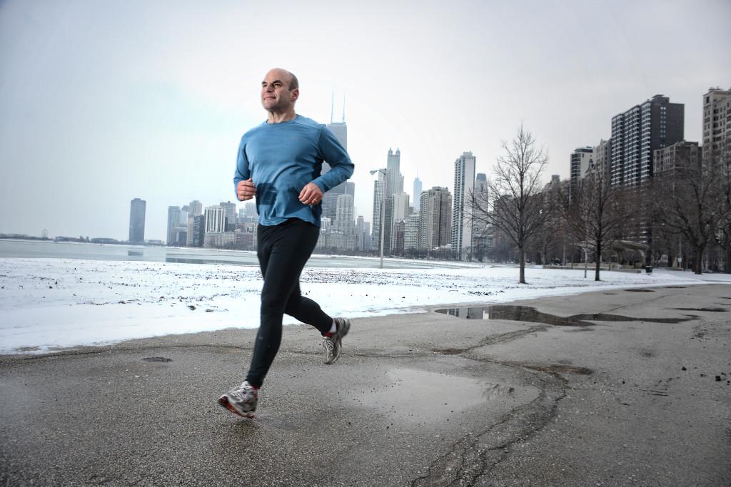 Tyrimas: bėgikai gyvena vidutiniškai trejus metus ilgiau  už nebėgiojančius (wikipedia.org nuotr.)