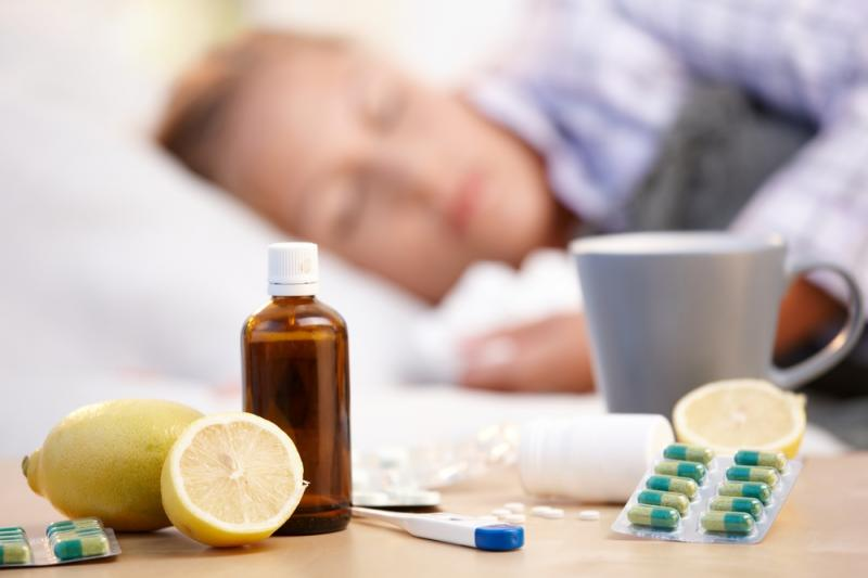 Susirgimai gripu dažnesni vėlyvo rudens – žiemos – ankstyvo pavasario mėnesiais (wikipedia.org nuotr.)
