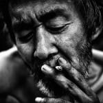 Šiurpus vaizdas: kaip atrodo rūkančiojo plaučiai? (video)