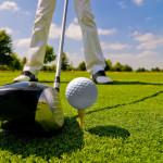 Kardiologas siūlo atrasti golfą (arba kuo sportas skiriasi nuo fizinės kultūros)