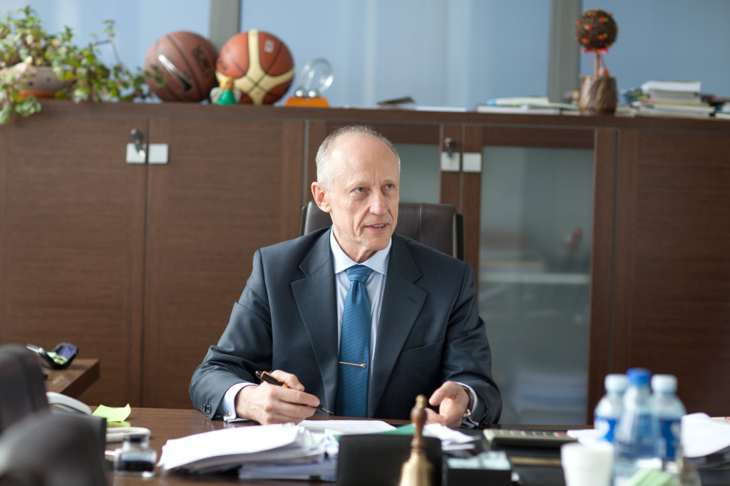 VLK direktorius  Algis Sasanauskas (VLK nuotr.)