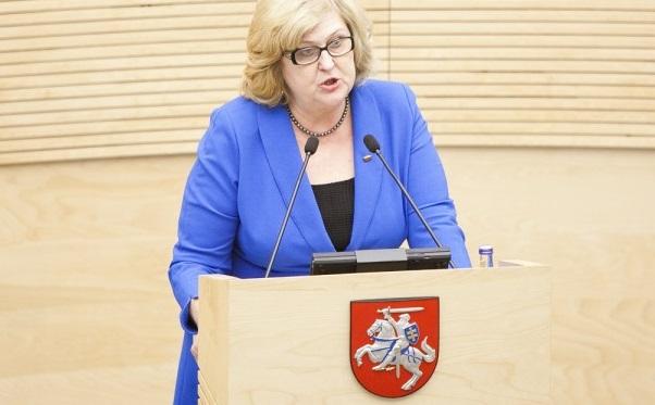 Siekiant sumažinti mirtingumą ir ypač sergamumą insultu, būtina užtikrinti efektyvią pirminę insulto profilaktiką, - teigė R. Šalaševičiūtė (alfa.lt nuotr.)