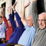 """Parkinsono liga sergantis vyras: """"Fiziniai pratimai padeda įveikti net depresiją"""""""