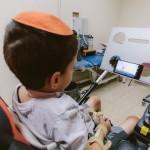 Paraplegija: išmaniuosius telefonus valdys veido judesiais (video)