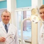 Atliko pirmąją mūsų šalyje artroskopinę smilkinio apatinio žandikaulio sąnario operaciją