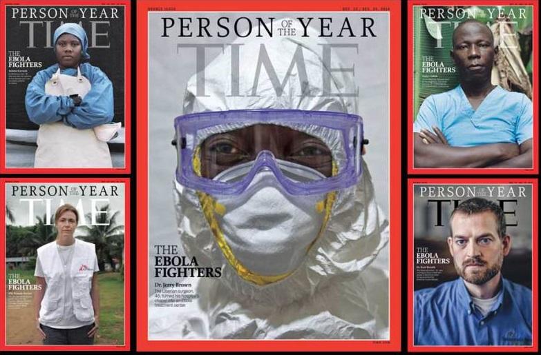 """Penki skirtingi žurnalo """"Time"""" viršeliai (time.com nuotr.)"""