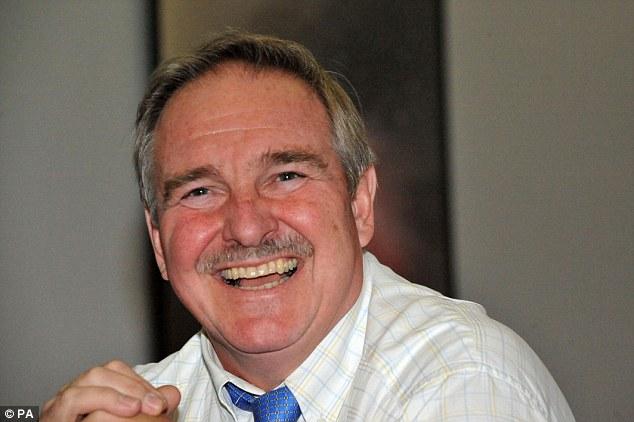 ICL psichofarmakologas Davidas Nuttas. (dailymail.co.uk nuotr.)