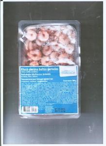 Šaldytos krevetės.