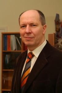 Profesorius Feliksas Jankevičius.