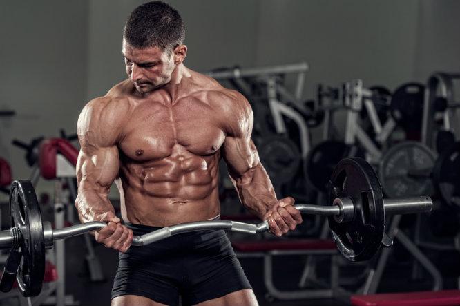 Sportas - vienas pagrindinių būdų reguliuoti testosterono kiekį kraujyje. Puikus pasirinkimas - didelio intensyvumo fizinės treniruotės. (Asociatyvi nuotr.)