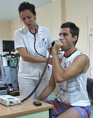 Spirometrija yra svarbiausias funkcinis tyrimas diagnozuojant LOPL, vertinant jos sunkumą ir progresavimą.