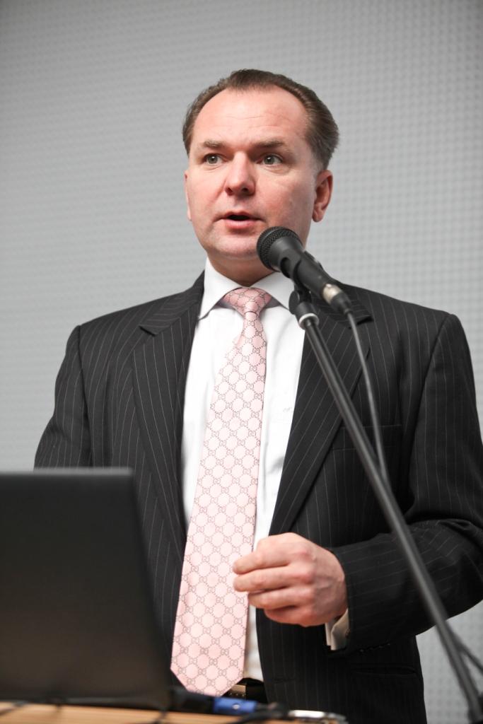 NVI direktorius prof. N. E. Samalavičius