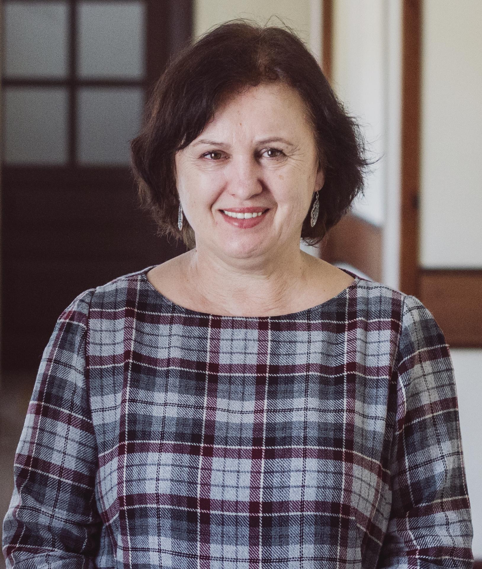 Vilniaus universiteto Bendrosios psichologijos katedros docentė psichologė Laima Bulotaitė. (V. Jadzgeviciaus nuotr.)