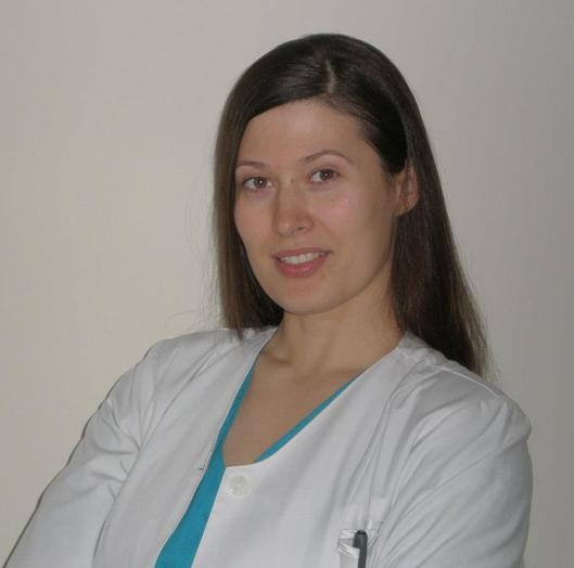 Vilniaus miesto Šeškinės poliklinikos akušerė – ginekologė Inesa Žeimė