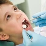 Kodėl būtina padengti vaiko dantis silantais