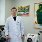 Lietuvis gydytojas pakviestas į 2016 metų vasaros olimpines žaidynes