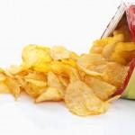 Didžiausia vėžio rizika – bulvių traškučių pakelyje