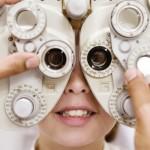 Kada vaiką vesti pas akių gydytoją?