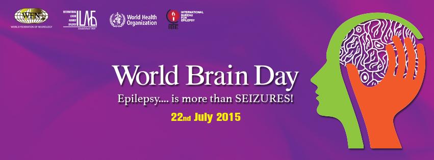 """Šių metų dienos šūkis – """"Epilepsija – tai daugiau nei vien tik traukuliai""""."""