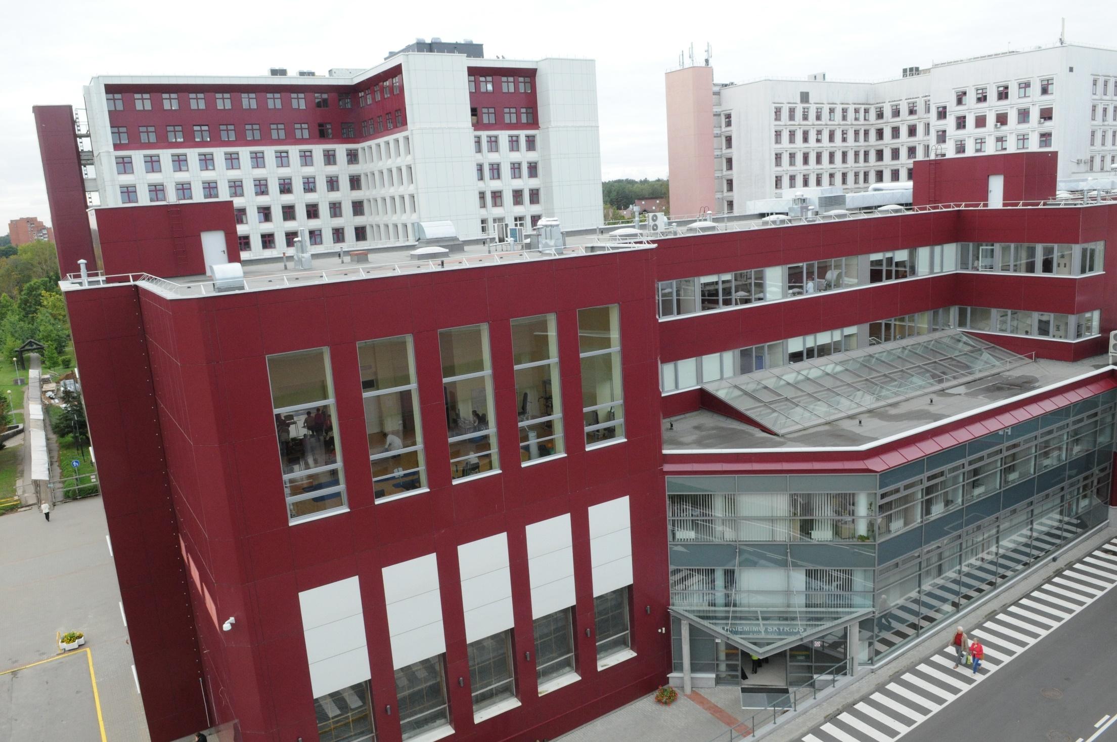Priėmimo-skubios pagalbos skyriaus plotas išsiplėtė nuo 700 m2 išsiplėtė iki 5241 m2, o Ambulatorinės reabilitacijos skyriaus patalpos padidėjo nuo 1722 m2 iki 2988 m2.