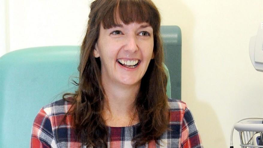 Medicinos seselė Pauline Cafferkey. (680news.com nuotr.)