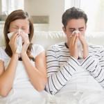 Didžiausias sergamumas gripu – Vilniuje
