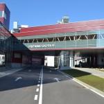 Santariškėse pradėjo veikti atsinaujinę Priėmimo-skubios pagalbos ir Ambulatorinės reabilitacijos skyriai