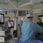 Du pilvo chirurgai pirmieji Lietuvoje atliko novatorišką operaciją onkologiniam pacientui