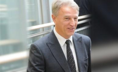 VUL Santariškių klinikų generalinis direktorius akademikas prof. Kęstutis Strupas.