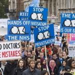 Atšaukiamos operacijos: britų medikai ruošiasi streikui