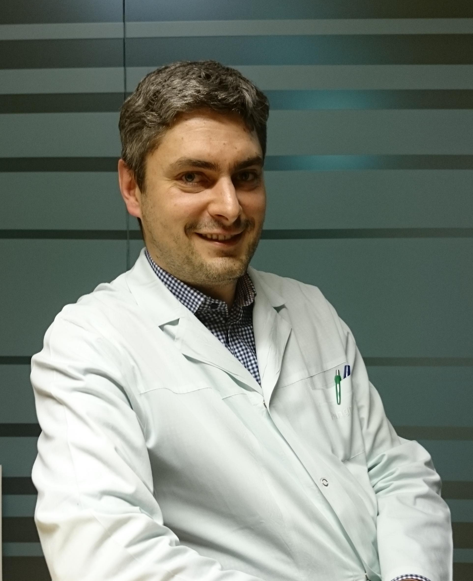 VULSK traumatologas ortopedas Liudvikas Kervys (santa.lt nuotr.)