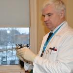 Naujasis rezektoskopas padės efektyviau atlikti urologines operacijas vaikams ir paaugliams