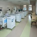 Kauno klinikose duris atvėrė atnaujintas hemodializės skyrius