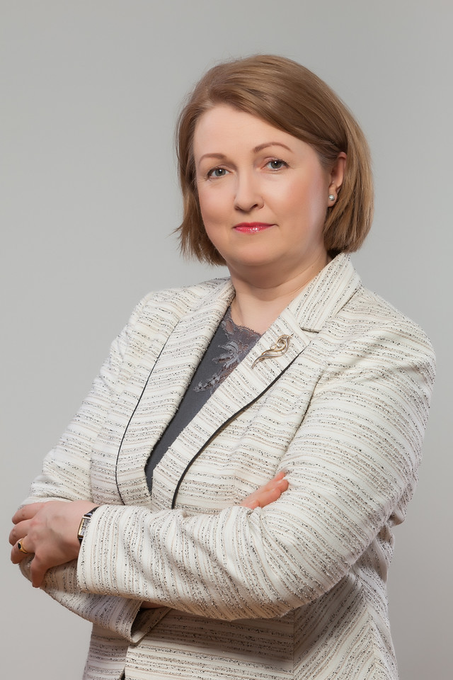 Pediatrė, medicinos mokslų daktarė Odeta Kinčinienė.