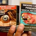 Pritarta naujoms cigarečių pakuočių taisyklėms