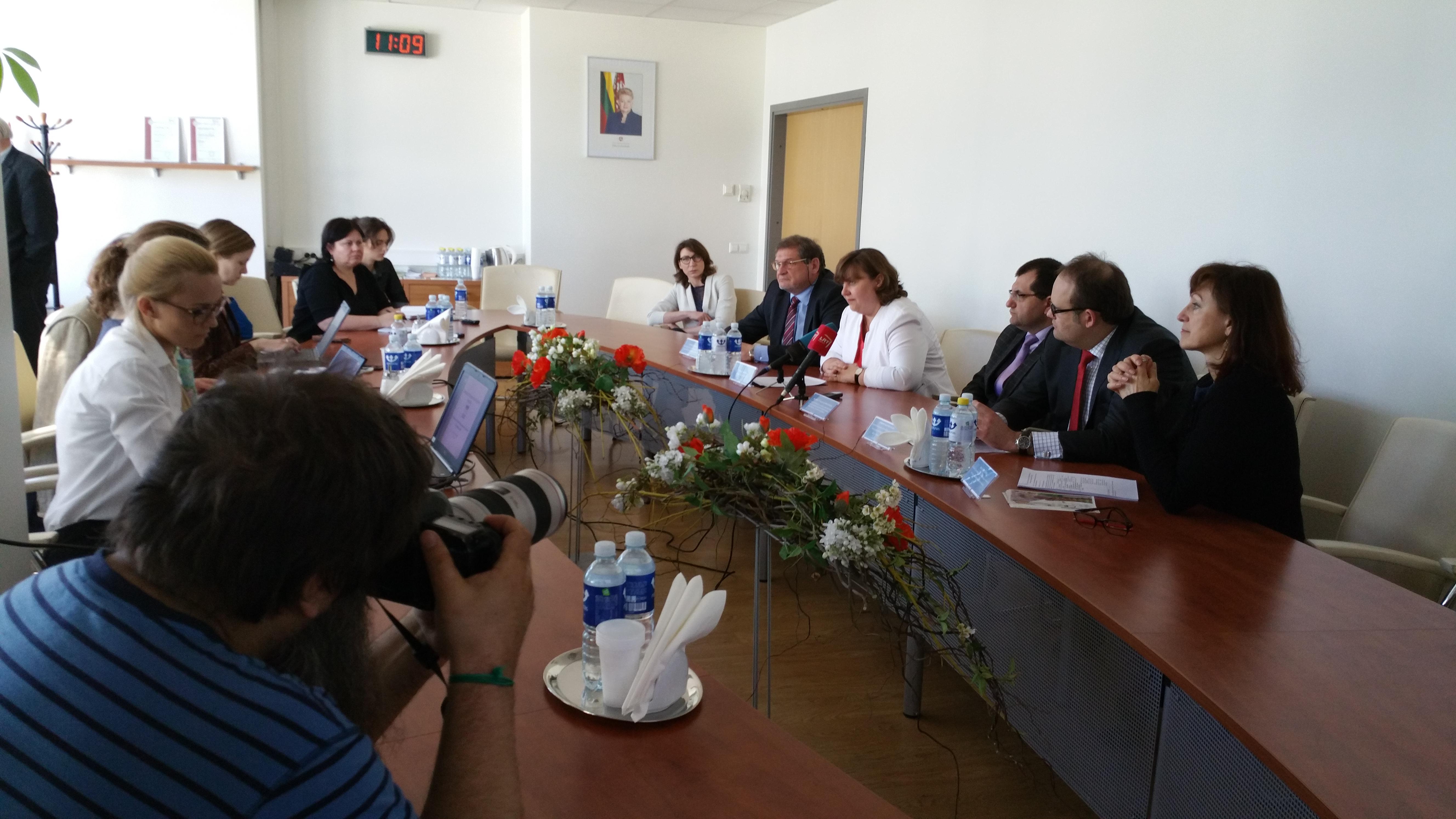 VLK konferencijoje  – apie šeimos gydytojo institucijos plėtrą ir svarbą.