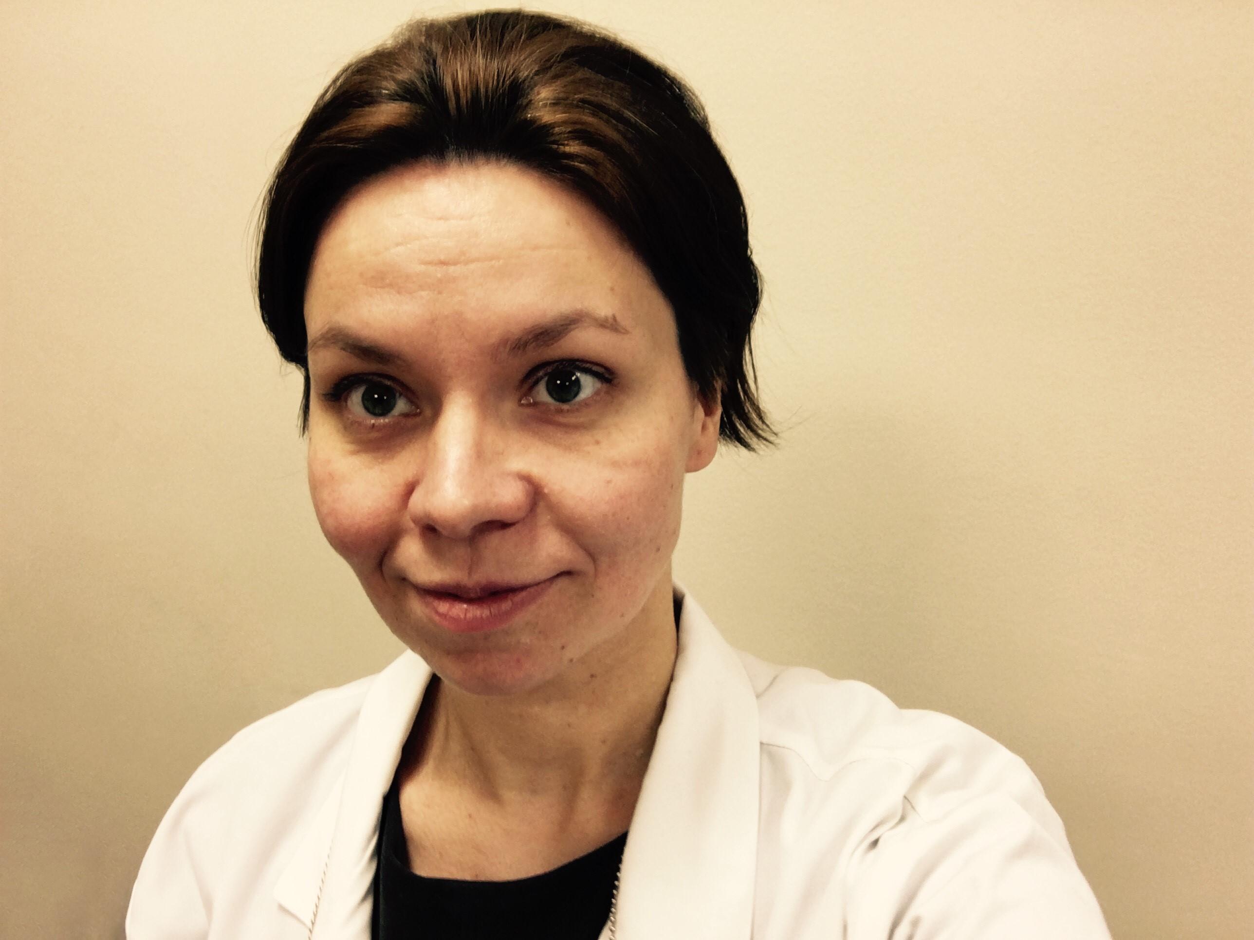 Šeimos gydytoja Viktorija Andrejevaitė