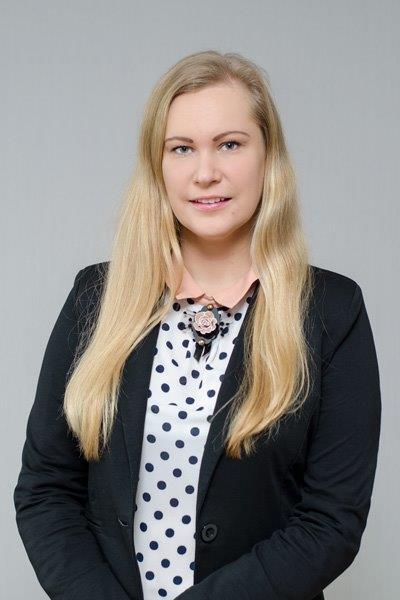 VLK Sveikatos priežiūros paslaugų departamento Paslaugų ekspertizės ir kontrolės sk. vyr. specialistė Jurgita Grigarienė