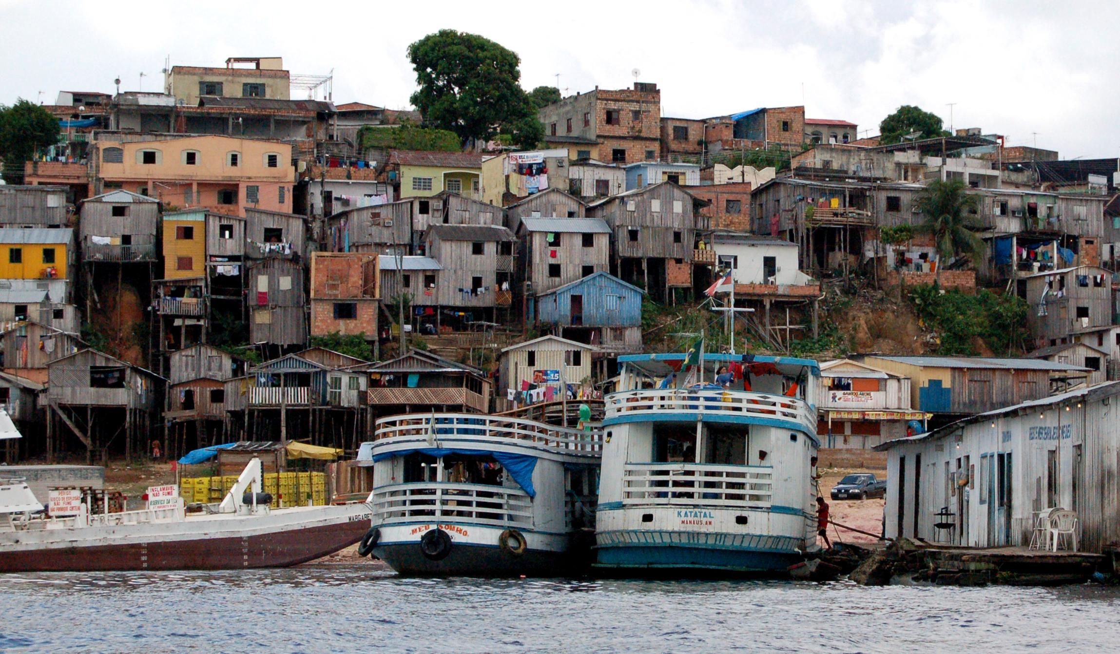 Manaus, Brazilija