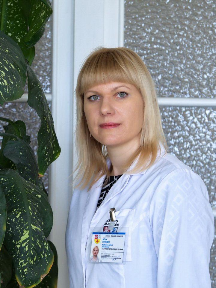 Dr. Rūta Petereit. (Kęstučio Šimatonio nuotr.)