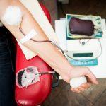Pasaulinę kraujo donorų dieną susitikime V. Kudirkos aikštėje