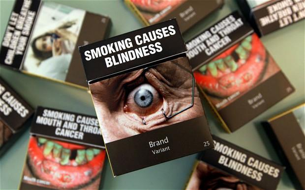 Nuo šio rudens Lietuvoje ant visų parduodamų cigarečių pakelių bus matomi vėžiu sergančių žmonių ar ligos paveiktų organų atvaizdai.