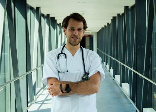 Andrius Černauskas – Y kartos astovas, vyr. skubiosios medicinos gydytojas-rezidentas ir DIGIPharmaDay 2016 pranešėjas.