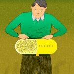 Kokia bakterija saugo nuo infekcijų ir senėjimo?