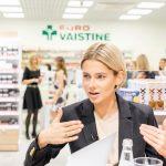 Vilniuje atidaryta grožio vaistinė: Sensilis, Rilastil ir kiti prekių ženklai