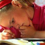 Vitaminų trūkumą išduoda vaikų elgesys